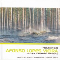 Afonso Lopes Vieira - Capa CD